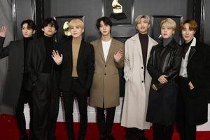 Boy With Luv lần nữa 'lập công', giúp BTS trở thành nhóm nhạc Kpop đầu tiên làm được điều này tại Anh quốc