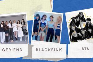 BXH thương hiệu nhóm nhạc KPop tháng 2/2020: GFriend 'rượt' sát nút BTS, BlackPink 'bay màu' khỏi top 3