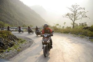 Những điều cần lưu ý khi phượt xe máy du xuân