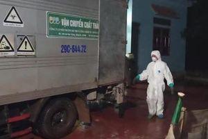 Phát hiện 620kg khẩu trang đã qua sử dụng cất giữ tại một ngôi nhà