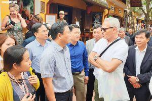 Chủ tịch Quảng Nam: 'Đừng vì dịch bệnh mà đánh mất Hội An nhân tình thuần hậu'