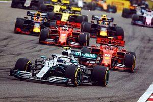Những đường đua F1 thách thức nhất thế giới