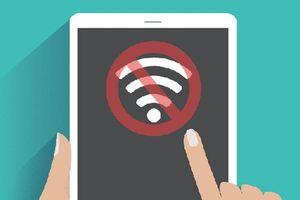 3 cách sửa lỗi smartphone không thể kết nối WiFi