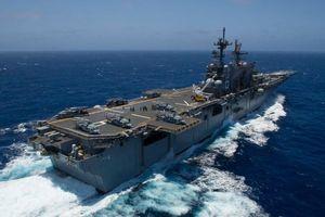 Hải quân Mỹ đòi đóng thêm 'tàu sân bay nhẹ' như trong đại chiến thế giới