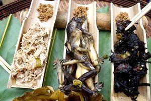 Độc và lạ ẩm thực của đồng bào dân tộc thiểu số Việt Nam