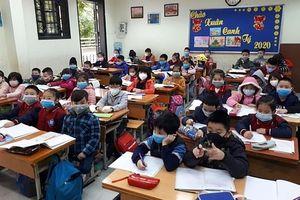 Bộ Giáo dục và Đào tạo đề nghị các địa phương cho học sinh đi học từ ngày 2-3