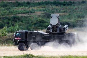 Serbia nhận 'vũ khí vạn năng' Pantsir-S1 của Nga