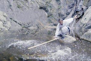 Thiếu Lâm côn pháp - vũ khí hàng đầu các võ tăng dùng khi chiến đấu