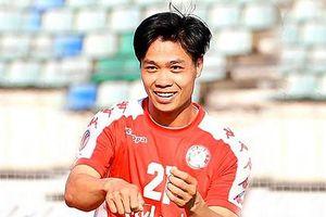 Công Phượng quyết tâm có bàn thắng trước Hougang United