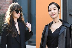 Dakota Johnson, Park Min Young và loạt mỹ nhân quốc tế khoe sắc ở 'Tuần lễ thời trang Milan'