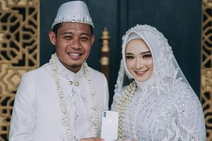 Evan Dimas làm đám cưới sau khi bình phục chấn thương
