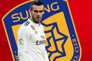Thương vụ Bale sang Trung Quốc bị Real lật kèo ở phút chót