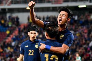 Thái Lan đá giao hữu với nhà vô địch King's Cup