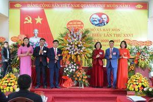 Huyện Phúc Thọ tổ chức Đại hội điểm tại xã Hát Môn