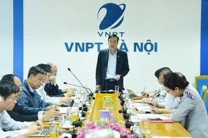 Phó Bí thư Thành ủy Đào Đức Toàn: VNPT Hà Nội phải tổ chức Đại hội Đảng xong trong đầu tháng 7/2020