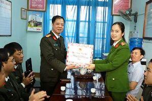 Quảng Bình điều động gần 500 công an chính quy về xã