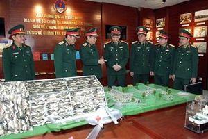 Đại tướng Ngô Xuân Lịch gửi thư chúc mừng ngành quân y