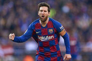 Dấu mốc 1.000 của Lionel Messi
