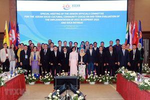 Khai mạc Hội nghị Quan chức cấp cao Cộng đồng Văn hóa - Xã hội ASEAN