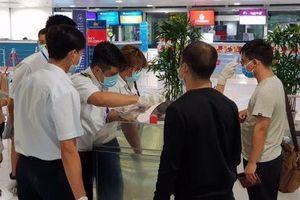 Sở Y tế TPHCM đề nghị giám sát người nhập cảnh từ Hàn Quốc