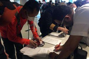 Người nhập cảnh từ Hàn Quốc bắt buộc phải thực hiện tờ khai y tế