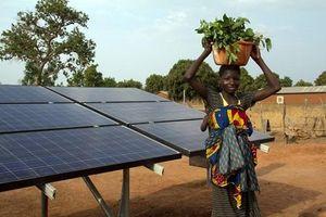 Đức hỗ trợ Bờ Biển Ngà tăng gấp đôi sản lượng năng lượng tái tạo