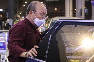 Không phải cách ly, HLV Park Hang Seo bị giám sát y tế chặt chẽ