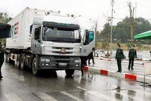 Lạng Sơn: Ảnh hưởng dịch Covid- 19, kim ngạch xuất nhập khẩu giảm mạnh