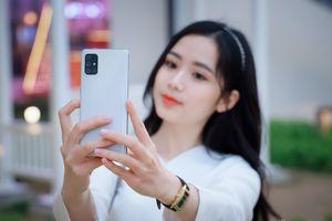 Trải nghiệm nhanh khả năng chụp hình của Galaxy A71