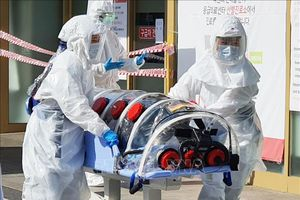 Ca tử vong thứ 7 tại Hàn Quốc, số ca nhiễm nCoV tăng lên 763 người