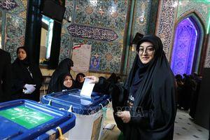 Phe bảo thủ tuyên bố chiến thắng trong cuộc tổng tuyển cử tại Iran
