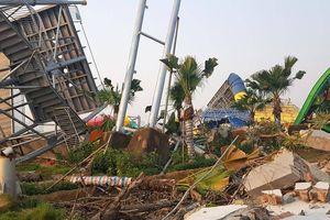 Đập phá tan hoang công viên nước 200 tỷ: Chủ tịch Chung chỉ đạo gì?