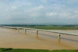 Bộ GTVT yêu cầu sớm hoàn thành quyết toán dự án cầu Yên Xuân