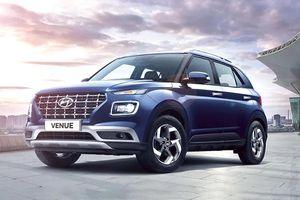 SUV cỡ nhỏ của Hyundai vừa ra mắt có giá rẻ bất ngờ