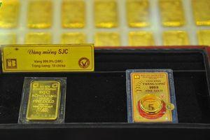 Giá vàng tăng 'phi mã' 2,15 triệu đồng, ở mức 48 triệu đồng/lượng