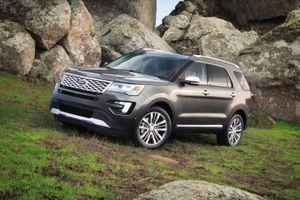 Ford Việt Nam triệu hồi Explorer vì khung cạnh ghế quá sắc