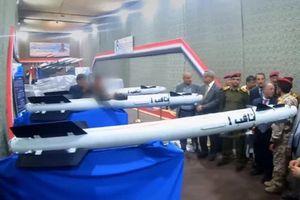 Choáng: Phiến quân Houthi tự chế được tên lửa phòng không cực nguy hiểm