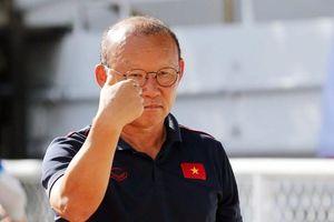 HLV Park Hang-seo và trọng trách bảo vệ 2 chức vô địch, vào vòng loại 3 World Cup
