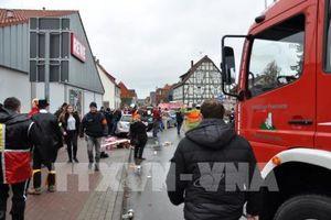 Vụ lao xe vào đám đông ở Đức: 52 người bị thương gồm 18 trẻ em