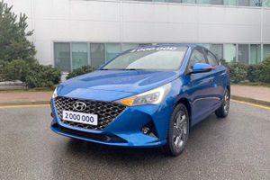 Hyundai Accent 2020 thay đổi nhiều hấp dẫn, 'thách thức' Toyota Vios
