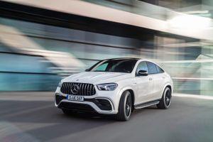 GLE 63 S Coupe - SUV siêu nhanh mới nhất của Mercedes