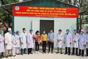 Sáng 26/2: Việt Nam chính thức không còn người nhiễm Covid-19