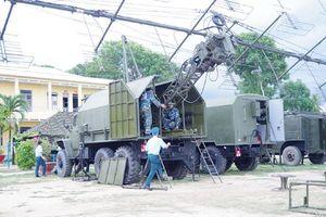 Radar 'mắt thần' PM-18 hiện đại nhất Việt Nam canh giữ biển đảo