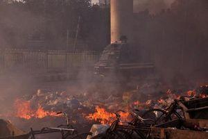 Toàn cảnh vụ bạo động dữ dội ở thủ đô Ấn Độ