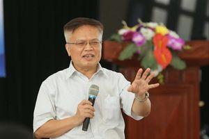 TS Nguyễn Đình Cung - Cha đẻ 'Siêu ủy ban' bị mắc kẹt nói gì?