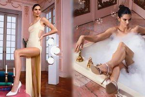 Em gái siêu mẫu nhà Kardashian chân dài mê mải