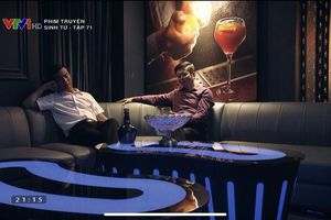 Hạn chế hình ảnh diễn viên uống rượu, bia trên phim ảnh