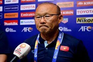 HLV Park Hang Seo sẽ thay đổi bóng đá Việt Nam trong những mục tiêu mới