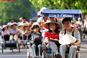Khách du lịch châu Á đến VIệt Nam giảm