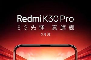 Redmi tung poster quảng cáo Redmi K30 Pro, xác nhận ngày ra mắt